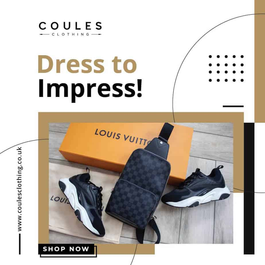 Coules Clothing 2nd Logo